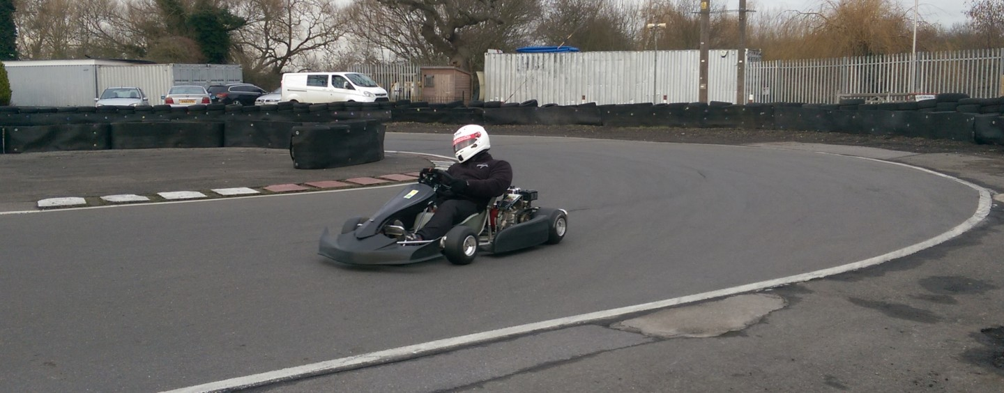 Introducing Burton Power Karting