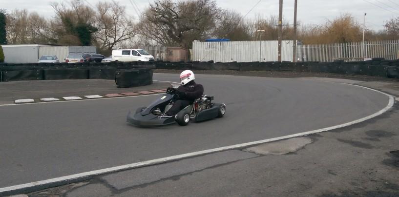 Introducing Burton Power Karting
