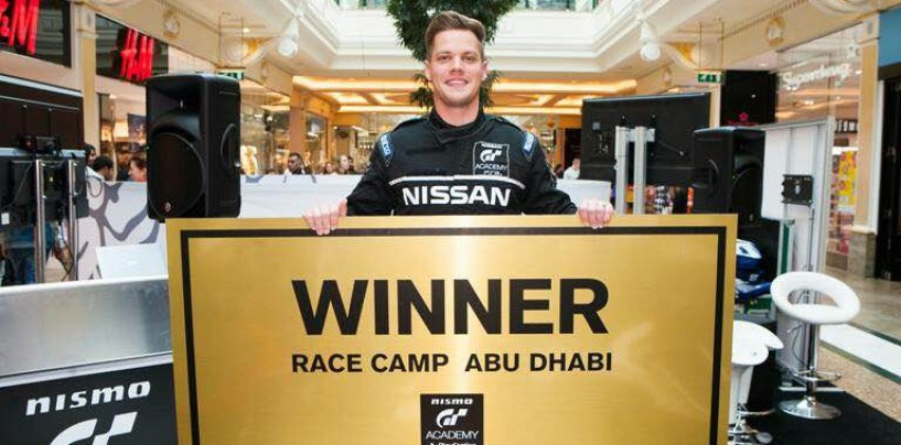 Ben Bishop – GT Academy, My journey to Abu Dhabi – Part 1