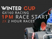 Winter Cup – 1PM Start Confirmed