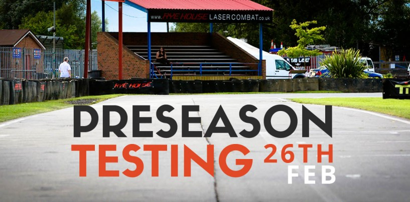 Preseason Testing – Friday 26th Feb