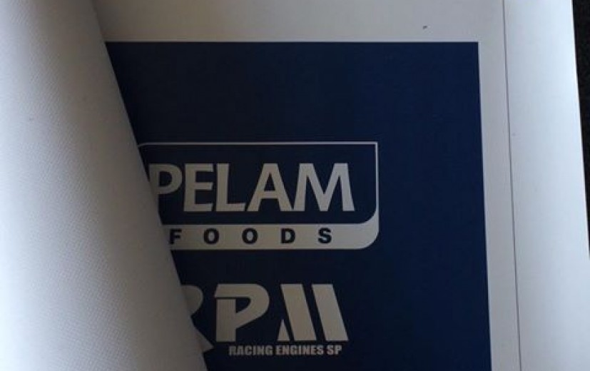 Pelam Racing teasing their new banner