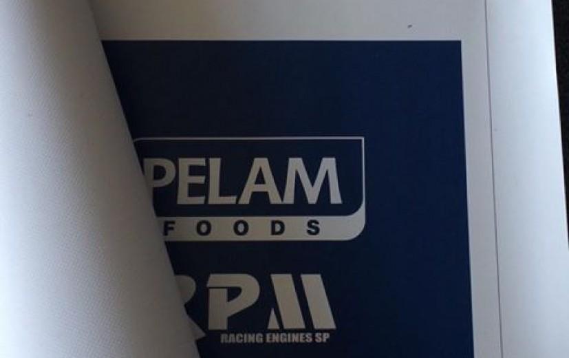 Pelam Racing teasing their new banner