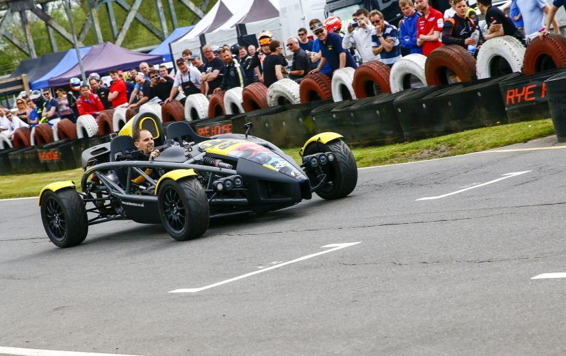 ITS Ariel Atom, As featured on the Motors TV Televised Round