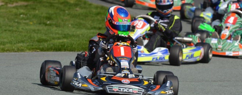Matt England to captain new Karting magazine Team