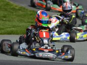 Matt England and Steph Walters to race for Karting magazine R4