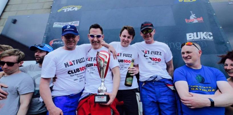 RHPK's Hotfuzz : Class Champions at Spa Club100