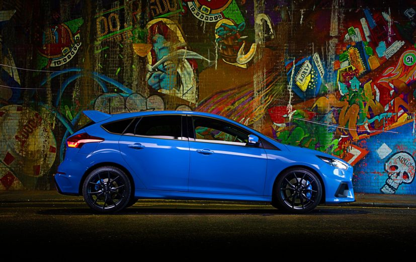 2016 Focus RS will be starting Round 5 this month