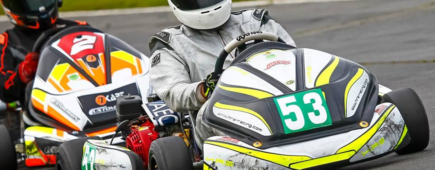 HRS Racing 2 – A turn of pace