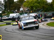 Burton Powered Rally Escort is back! R9 Pace Car