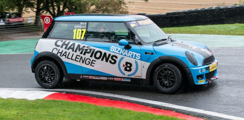 Nick Griggs – Cadwell Park, Mini Challenge Report – Part 2