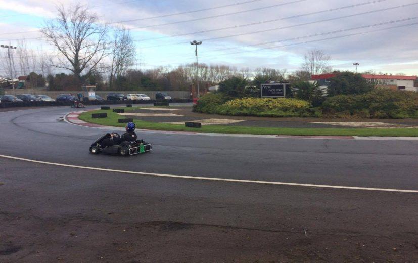APL Racing testing in the wet last Saturday