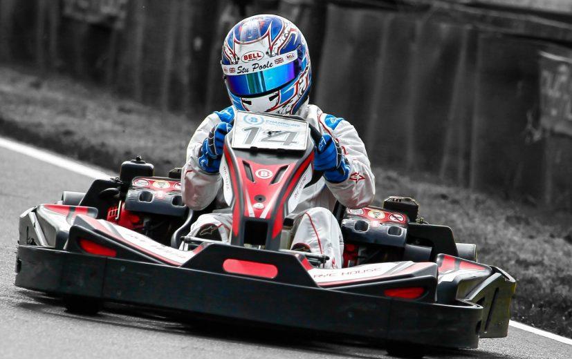 Stuart Poole Racing in the Senna Cup