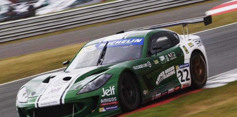 R1 Pace Car – Ben Green's Ginetta GT4 Supercup Car