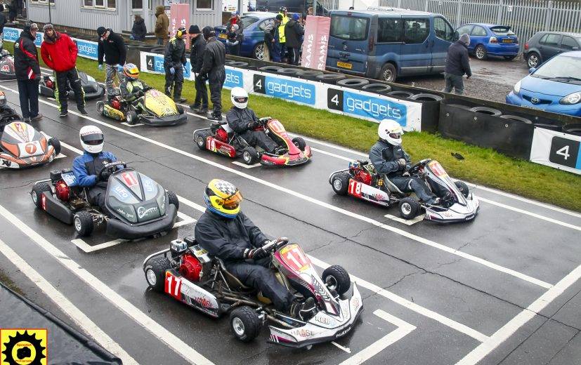 Team RPM will see two teams on the grid this month. Their 1st and 2nd grid spots in the winter cup pictured.