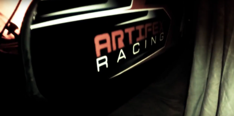 Artifex Livery 2017 Reveal Video