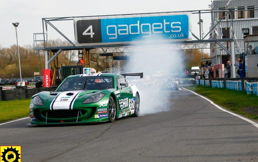 Ben Green's Ginetta GT4 SuperCup