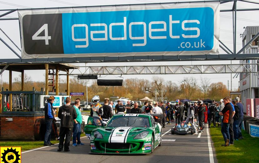 The 2017 Season just about to Start, Lead by the Ginetta GT4 SuperCup