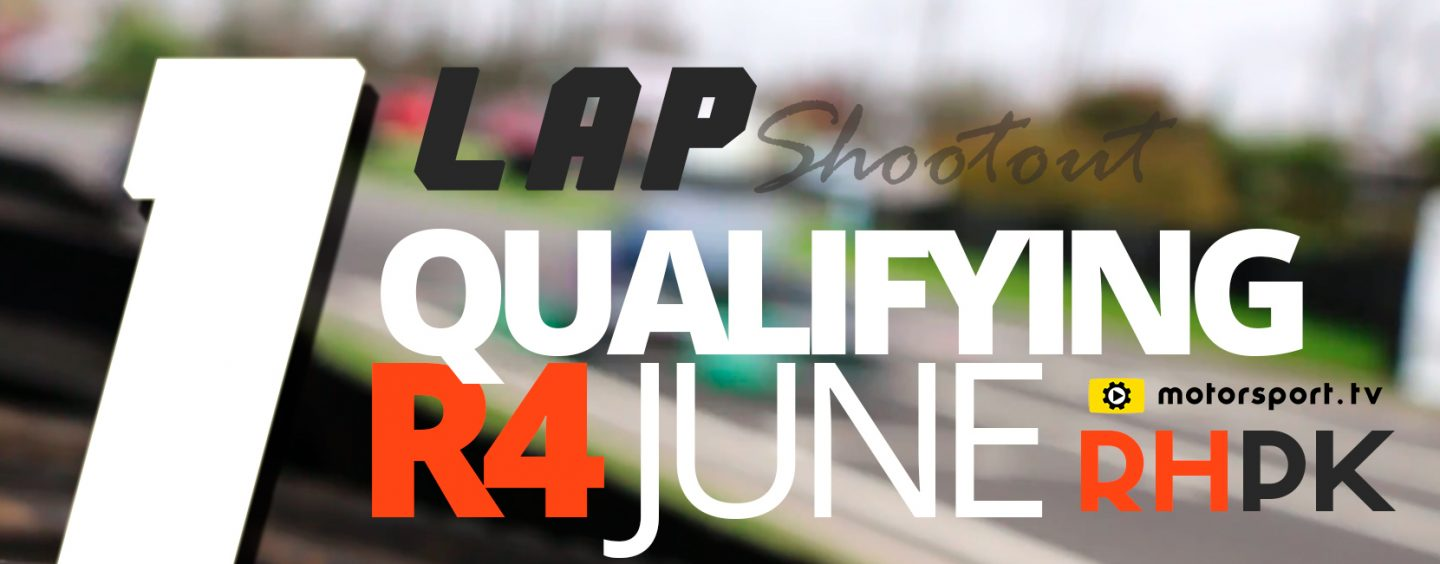 One lap shootout returns for R4 – June