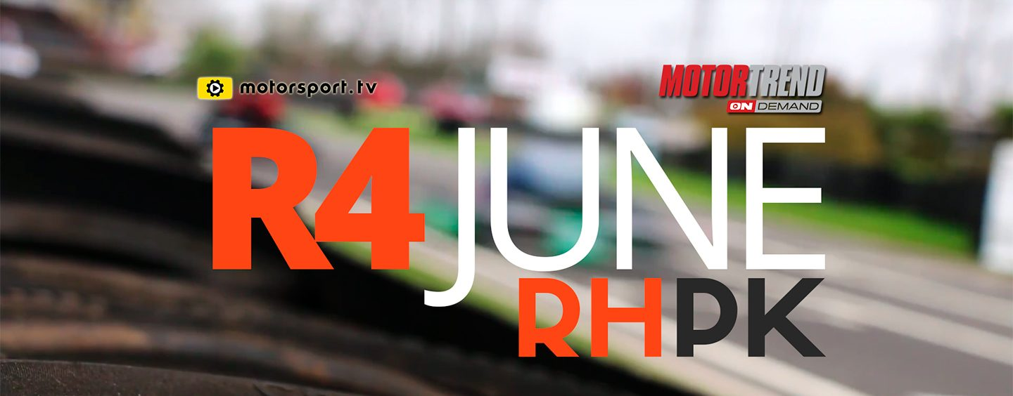 Round 4 – June Broadcast Dates Confirmed