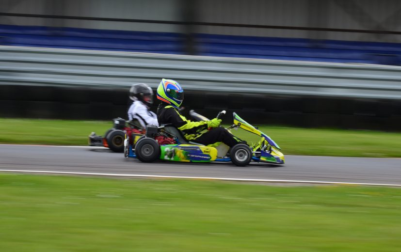 Lad & Dad finished 2nd in EPS last weekend!