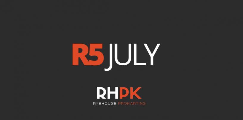 Round 5 – July 8th Itinerary