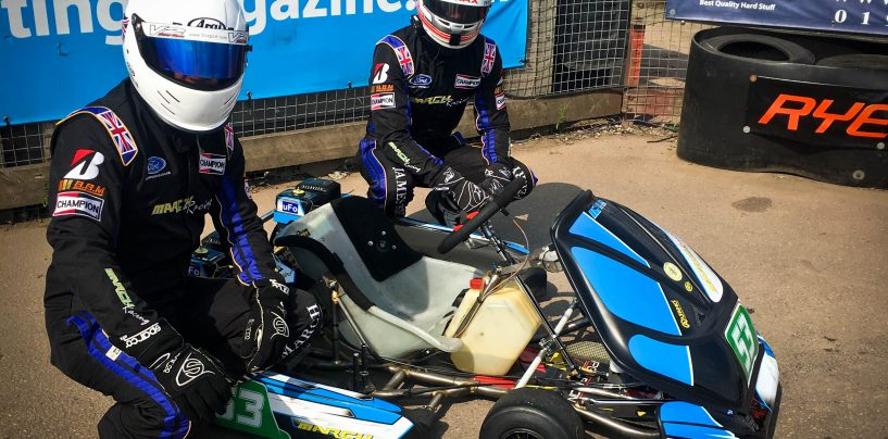 """March Racing – Clubman 2017 Championship """"Watch this space"""""""