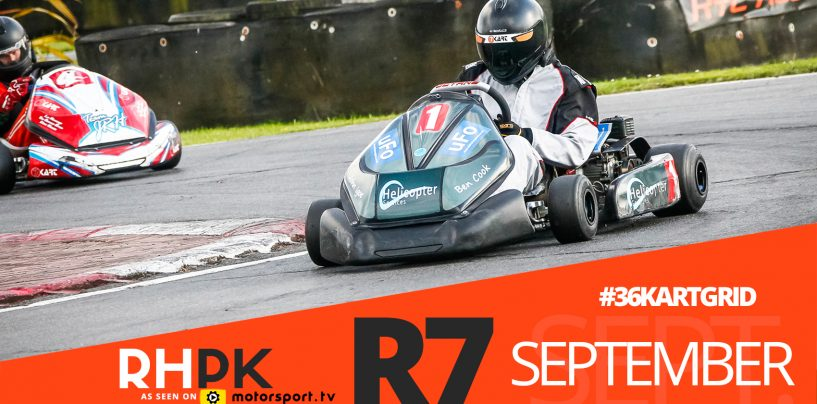 Round 7 – 9th September Grid (SOLD OUT)