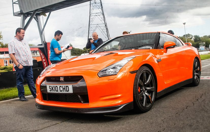 Litchfield Stage 5.5 Nissan GTR