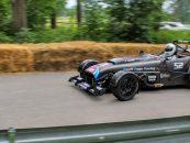 R8 Pace Car, Duncan Cowper's 2009 Dax Rush Hayabusa Turbo