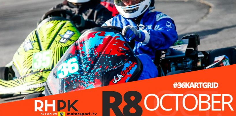 Round 8 – 14th October Grid (SOLD OUT)