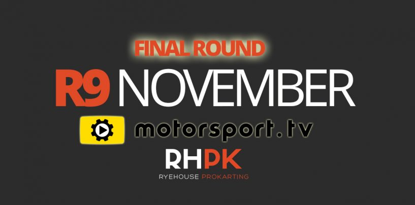 Round 9 – 11th November 2017 Itinerary