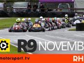 RHPK 2017 – November – Round 9, Motorsport TV Show