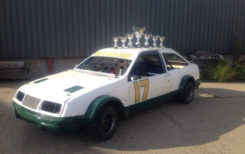 Wicks Racing have been competing in oval racing during their karting break