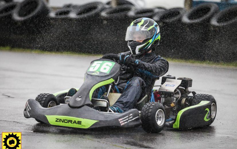 Zingrae Racing in their debut race