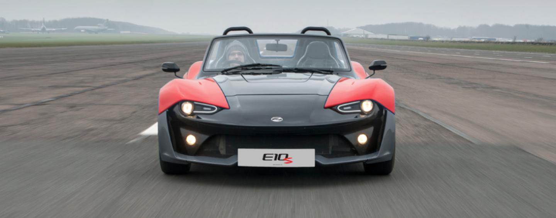 Ben Green is Back – Round 1 Pace car – Zenos E10S