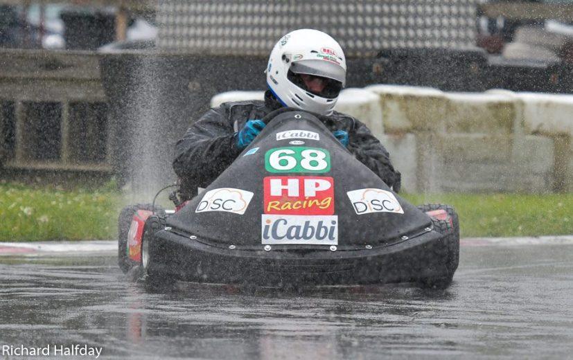 HP Racing in their Debut Race