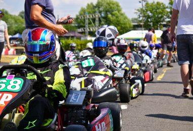 Kelvin – When do we race?