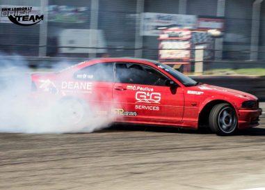 Round 5 Pace Car – Paulius Cerneckis's BMW Drift Car