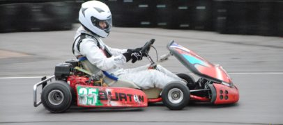 Have Burton Power Racing Gone For a Burton?